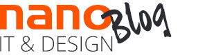 nano it & design Blog Logo